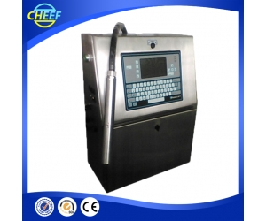 industrial continuous inkjet printer for cable and expiry dates