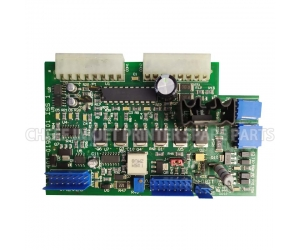 inkjet printer spare parts board card for WILLETT 460 pump driver