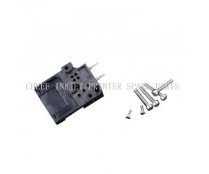 nozzle valve base  CHASSIS FOR ELECTROEALVES BLOCK EB28992 for imaje E-type 90 series inkjet printer