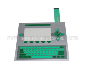 printing machinery parts MEMBRANE KEYBOARD PC1403 FOR ROTTWEIL I-JET