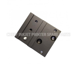 side mount plate 36991 printing machinery spare parts for Domino