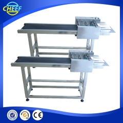 La fábrica de China 500-2SB Automatic double chamber Vacuum Packaging Machine (Option:with gas filling)