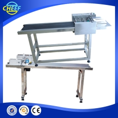 Chine 500-2SB Automatic double chamber Vacuum Packaging Machine usine