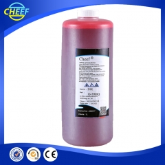 China 6 Color Good Performance Pigment Ink Textile for willett Inkjet Printer factory