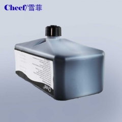 Tsina 825ml domino ink ic-280bk for Domino inkjet printing machine factory