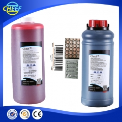 中国Advanced Ink for willett cij inkjet printer 1L工厂