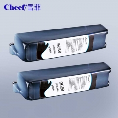Tsina Black tinta 9688 para sa imaje 9010 printer mula sa China supplier factory