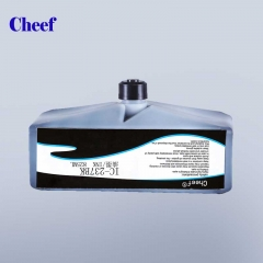 Tsina Black quick-drying tinta fuel-resistant hydraulic-resistant liquid IC-237BK tinta para sa domino Inkjet Coding Printer factory