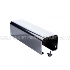 China COVER PRINTHEAD BACK 002-1011-004 cij printer spare parts for Citronix factory