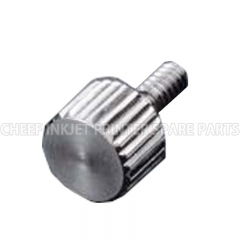 China Cij printer spare parts 019-1501-001 KNOB KNURLED For Citronix factory
