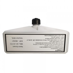 China Eco solvent ink  MC-061RG inkjet printer code solvent for Domino factory
