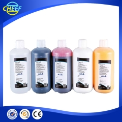 Çin Advanced Ink-jet printer fluid for Hitachi cij inkjet printer 1L fabrika