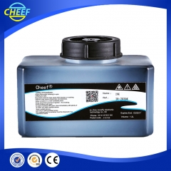 China printing Ink for domino printer on hdpe pipe factory