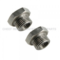China HEXAGON NUT FOR PUMP spare parts EM-PY0253 for Imaje inkjet printers factory