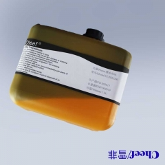 China IC-BK006 Ink for Domino cij inkjet printer 1200ml fábrica