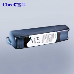 China Imaje cij high adhesion ink 9175 for Industrial Inkjet Printer factory