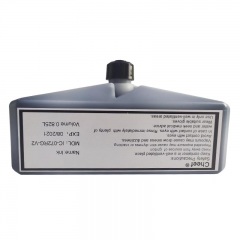 China Industrial coding ink IC-072RG-V2 fast dry ink black for Domino factory
