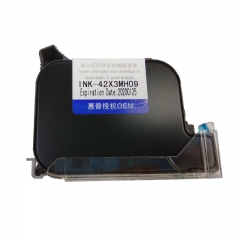 China Ink cartridge 42X3MH09 with tij inkjet printer for Loogal factory