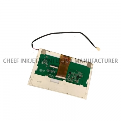 China Inket printer spare parts Original Display XLB040501 for Rottweil inkjet printer factory