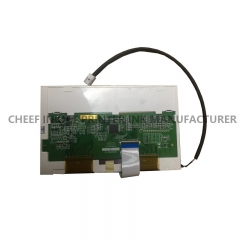 China Inket printer spare parts Rottweil Type R LCD RB-PC0260 for Rottweil inkjet printer factory