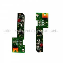 China printer spare parts nozzle phase detection board  451582 for Hitachi  H-type PX PXR PB/T factory