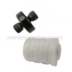 China Inkjet printer FILTER 2pieces machinery spare parts for Markem-imaje 9040 factory
