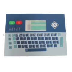 China Inkjet printer spare parts EC keyboard-chinese for EC and Linx printer factory