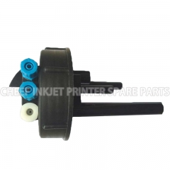 China Inkjet printer  spare parts MAKE-UP MANIFOLD WITHOUT SENSOR 0062 for domino factory