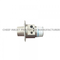 China Inkjet printer spare parts PUMP-WITH MOTOR 399076 for Videojet 1000 series inkjet printers factory
