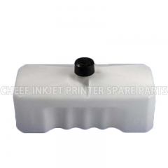 China Inkjet spare parts 0017 MAKE UP BOTTLE FOR DOMINO 0.825L factory