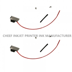 China Inkjet spare parts DEFLECTOR PLATE ASSY CB002-2005-001 for Citronix inkjet printers factory