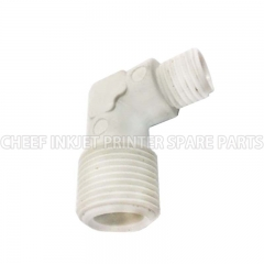 China Inkjet spare parts FITTING 3/8 L MALE CB003-1095-001 for Citronix inkjet printers factory