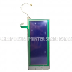 China Lcd touch screen pb second hand original Inket printer spare parts for Hitachi PB factory