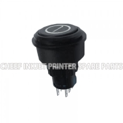 China MAINS SWITCH ASSEMBLY 37744 inkjet spare parts for Domino factory