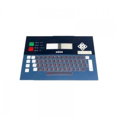 China MEMBRANE	FOR LINX 4800  PL1459 keyboard Membrane for Linx factory