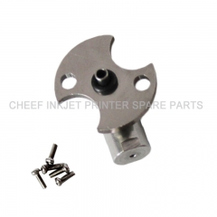 China Nozzle for EC jet 74070 inkjet printer spare parts for  EC and linx printer factory