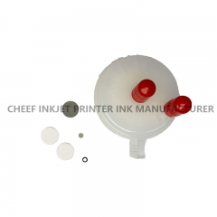 China PB PX PXR over filter four-piece set CF-HB01HF inkjet printer spare parts for Hitachi factory