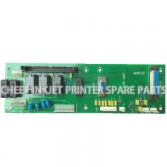 China PCB ASSY EXTERNAL INTERFACE 25109 inkjet spare parts for Domino factory