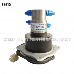 中国PUMP DUAL CIRCUIT 380 DRIVE STD LONG ROTOR 36610用于Domino的喷墨备件工厂