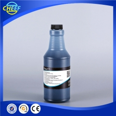 China Pigment black Ink For Citronix CIJ/Inkjet Printer factory