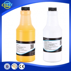الصين مصنع Pigment yellow Ink For Citronix CIJ/Inkjet Printer