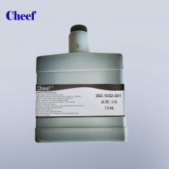 China Printing ink 302-1032-001 for cij Citronix inkjet coding printer factory