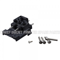 China Printing machinery parts  CHASSIS FOR ELECTROEALVES BLOCK 28992 for markem-imaje factory