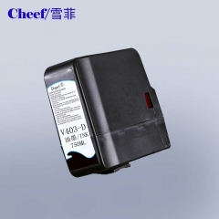 China Red Ink for high temperature resistance V403-D for Videojet cij inkjet printer factory