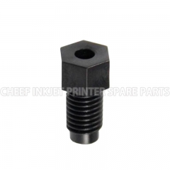 China Spare parts 1/4 HEX NUTS DM-PG0001 for Domino inkjet printers factory
