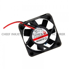 China Spare parts FAN-CONDENSER 20212 for Imaje S8 inkjet printer factory