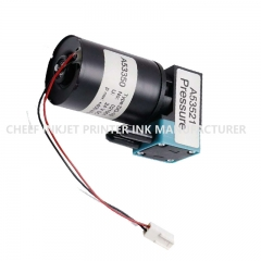 China Spare parts IMAJE 9028-9029 pressure pump A53521-PJC200100076 for Imaje inkjet printers factory