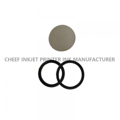 China Spare parts S8 FILTER SCREEN - 14 u - G and M HEADS 17673 for Imaje inkjet printer factory