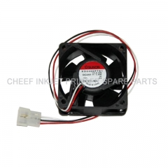 China WIRED FAN 28370 machinery parts for Markem-imaje factory