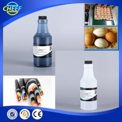 China solvent ink for citronic factory